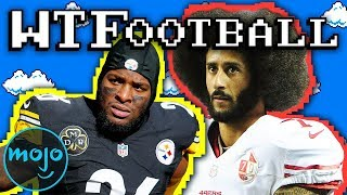 How Does Colin Kaepernick Affect Your Fantasy Week? - WTFootball: Episode 2