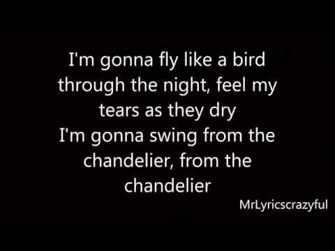 Sia - Chandelier HD (Lyrics On Screen) Mp3