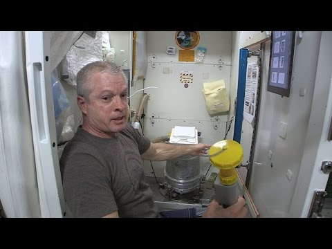 One of the most detailed tours of the International Space Station (2016) [50min]
