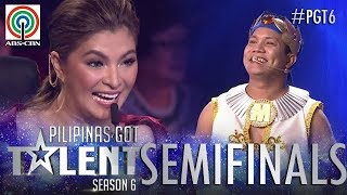 Video Pilipinas Got Talent 2018 Semifinals: Makata - Poetry MP3, 3GP, MP4, WEBM, AVI, FLV Maret 2019
