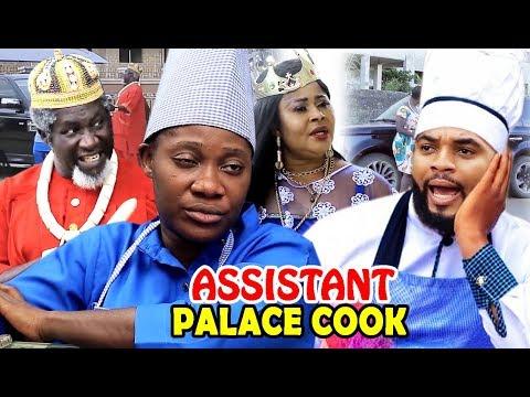 ASSISTANT PALACE COOK Full Season 5&6 - NEW MOVIE Mercy Johnson / Flash B 2020 Latest Nigerian Movie