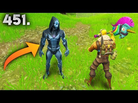 NEW OMEN LEAKED SKIN..?! Fortnite Daily Best Moments Ep.451 (Fortnite Battle Royale Funny Moments) (видео)