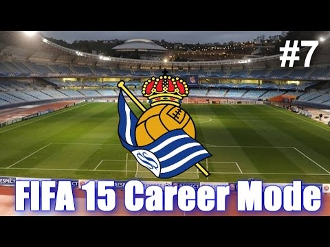 FIFA 15 | Real Sociedad Career Mode | Episode 7- Winter Transfer Window