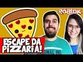 A PIOR PIZZARIA DO MUNDO! - Roblox (Escape the Pizzeria)