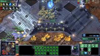 HD Starcraft 2 SlayerS.MMA v Mouz.Hasu g1