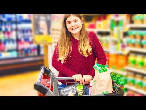 Начинаю неделю влогов Необычные вкусняхи для школы Американская домашка - DomaVideo.Ru