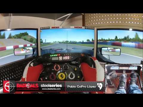 Formula 1 2013 German Grand Prix - Nürburgring Circuit Virtual lap