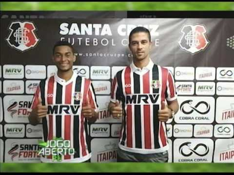 Santa Cruz recebe refoço para Série B
