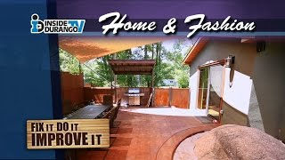 Fix It Do It Improve It - Outdoor Spaces - IDTV Home & Fashion - Ep 3