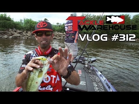 "Michael ""Ike"" Iaconelli & Pete Gluszek Fishing On The Delaware River Part 5 – TW VLOG #312"