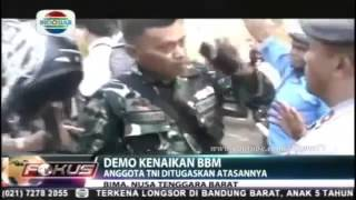 Video Buru Mahasiswa, Polisi Hajar Tentara MP3, 3GP, MP4, WEBM, AVI, FLV Oktober 2018