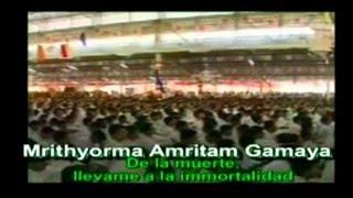 SAI BABA BHAJANS- 53 - ASATOMA SAD GAMAYA Flv