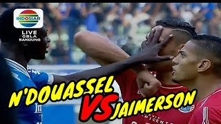 Video Keras dan Panas ‼️ Duel Monster N'douassel vs Jaimerson dalam Pertandingan Persib lawan Persija MP3, 3GP, MP4, WEBM, AVI, FLV September 2018