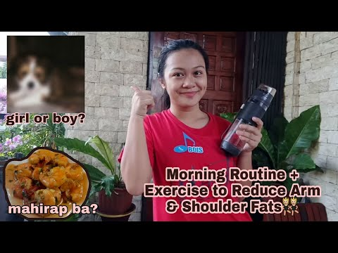 How to make Cheesy Garlic Shrimp + Morning Routine + GOT MY NEW PET 🐶 | CAT