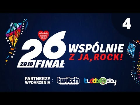 LIVE WOŚP 2018 - Ja,Rock! #4