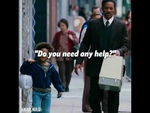 """Great motivational speech from the movie"""" pursuit of happiness"""""""