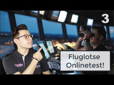 Fluglotsen Onlinetest / Pushing Tin!