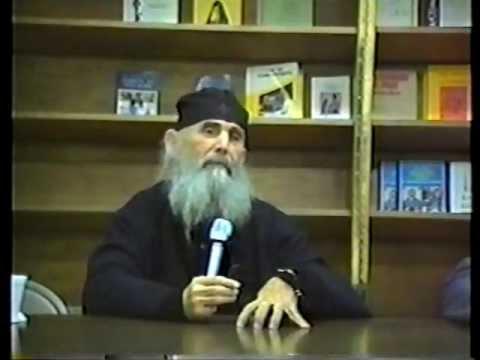 Wojna duchowa – o. Efrem z Filoteu i Arizony [ENG]