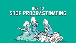 Wellcast - How to Stop Procrastinating