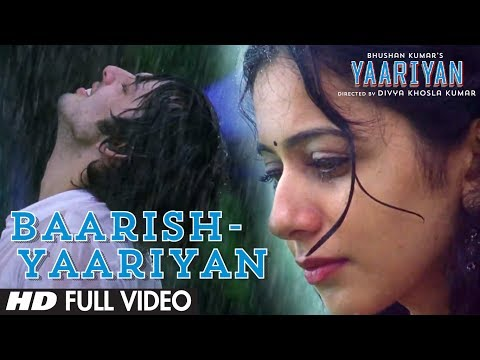 Video Baarish Yaariyan Full Video Song (Official) | Himansh Kohli, Rakul Preet download in MP3, 3GP, MP4, WEBM, AVI, FLV January 2017
