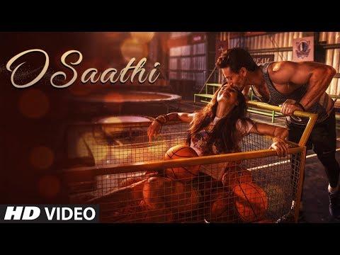 O Saathi Lyrical Video | Baaghi 2