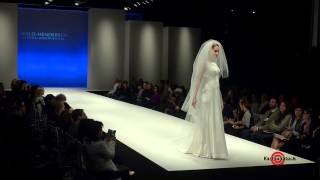 Malis-Henderson Bridal - FW15 - Short Preview of Bridal Runway Show at Pier 94