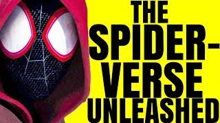 Video How Spider-Man: Into the Spider-Verse Could Change Everything MP3, 3GP, MP4, WEBM, AVI, FLV Agustus 2018