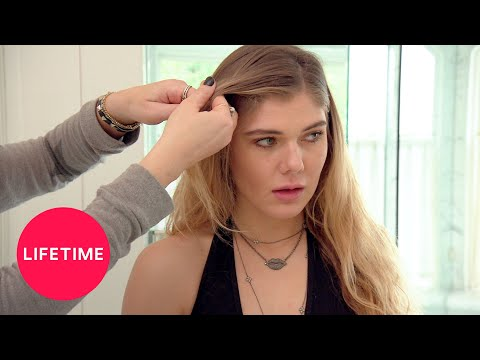 Growing Up Supermodel: Cambrie's Selfie Confessional (Episode 1) | Lifetime