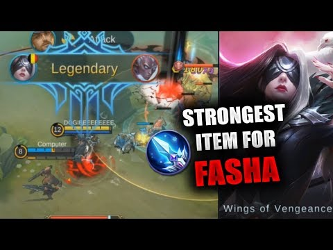 ... Strongest Items For Fasha Mobile Legends 2000 Diamonds Giveaway Guide  Rank Fasha