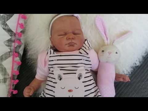 Video Christina'sReborns - Reborn Baby Ivy wearing her pretty new spring outfit!! download in MP3, 3GP, MP4, WEBM, AVI, FLV January 2017