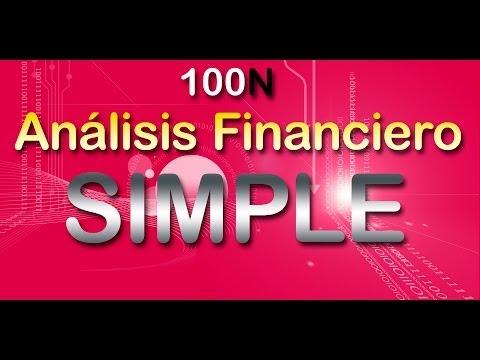 Análisis Financiero Simple