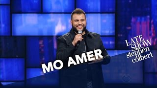 Video Comedian Mo Amer Shared His Refugee Background With Eric Trump MP3, 3GP, MP4, WEBM, AVI, FLV Oktober 2018