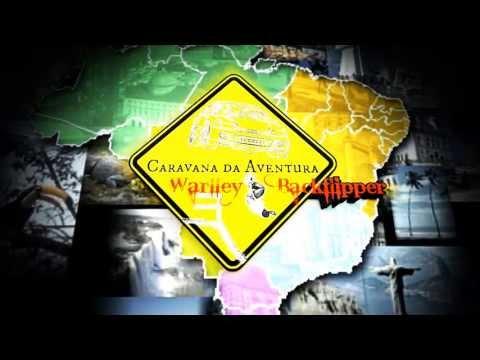 Caravana da aventura em Cajamar SP volta Caio Radical