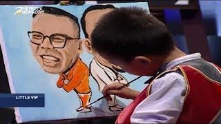 Video Little VIP - Indahnya Lukisan Karya Anak Umur 6 Tahun MP3, 3GP, MP4, WEBM, AVI, FLV Desember 2018