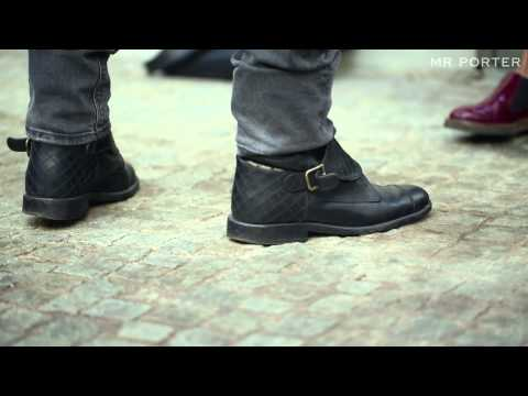 Community Magazine – Milan Men's Fashion Week — Street Style: The Details — MR PORTER