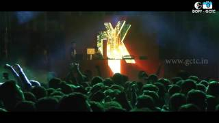 DJ NYK LIVE  AT  GEETHANJALI COLLEGE HYDERABAD  -EVENT BY SOUTH EAST ENTERTAINMENT