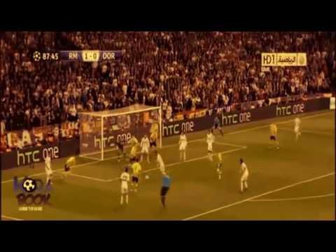 Real Madrid 2:0 Borussia Dortmund All Goals and Full Match Highlights 30-04-2013 HD