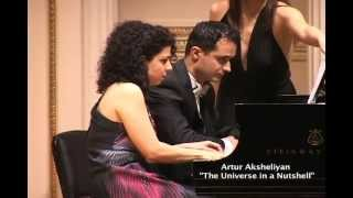AGBU: Concert at Carnegies Weill Recital Hall, 2012