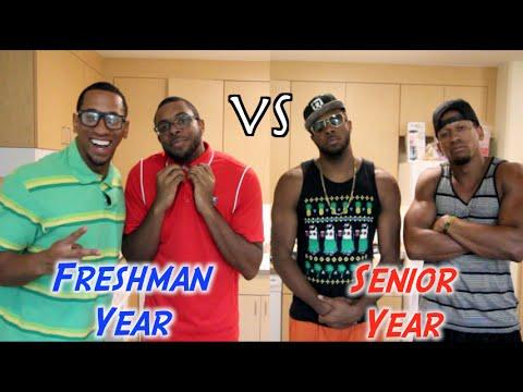 Senior - Eric Dunn: http://youtube.com/ericvdunn BLOOPERS: http://youtu.be/X1G6YMuWgvk High School: Freshman vs Seniors: http://youtu.be/t9nQCsFIACg FreeLoader: http://youtu.be/l_chTBXghSU Special...