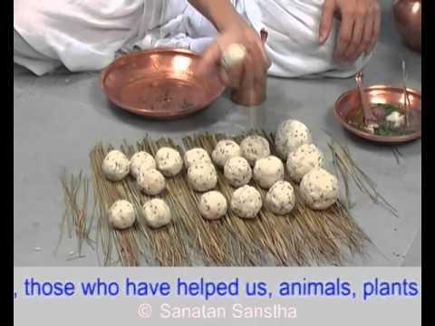 Mahalaya Shraddha Part 4