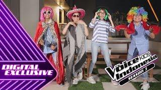 Video Nyanyi Lagu Lagi Syantik Sambil Nangis? Bisa?    PLAYTIME #5   The Voice Kids Indonesia S3 GTV 2018 MP3, 3GP, MP4, WEBM, AVI, FLV September 2018