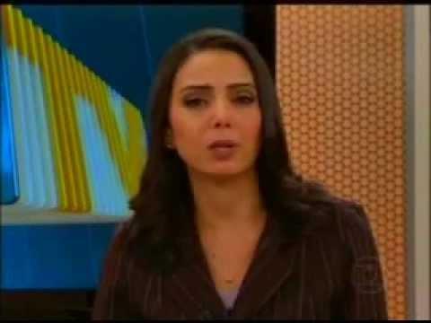 Rede Globo- MGTV2  - Chuva devastou Guidoval 09-01-12