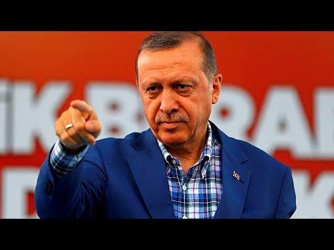 Ρετζέπ Ταγίπ Ερντογάν: Ο ισχυρός άνδρας της Τουρκίας – review