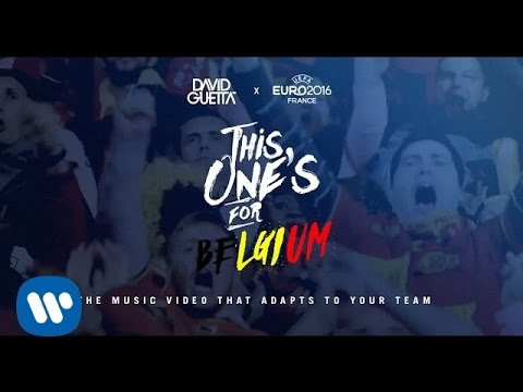This One's for You Belgium UEFA EURO 2016 Official Song [Feat. Zara Larsson]