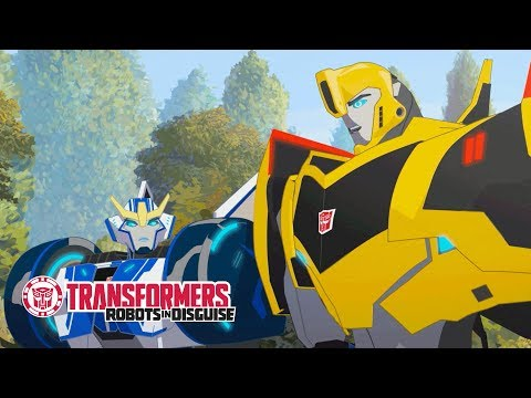 Transformers Official | Transformers Greece: Robots in Disguise - Πλήρες Επεισόδιο 1 (Περίοδος 1)