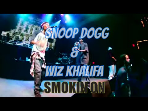 Smokin' On (Feat. Wiz Khalifa)