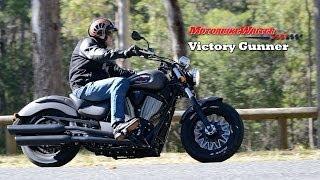 5. Motorbikewriter: Victory Gunner
