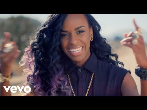 Angel Haze – Battle Cry
