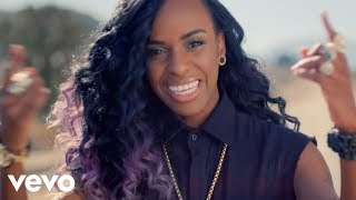 Angel Haze vídeo clip Battle Cry (feat. Sia)