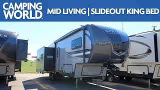 6. 2019 Keystone Sprinter Campfire 27FWML | 5th Wheel - RV Review: Camping World